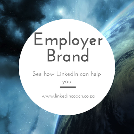 Develop your employer brand