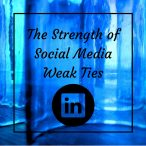 The Strength of Social Media Weak Ties